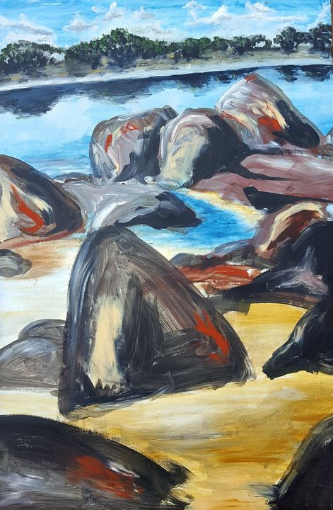 Bay of Fires - Glenda Smith's ART
