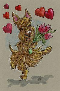 Happy Dance on Valentine's Day