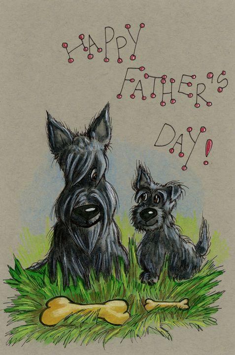 Happy Father's Day! - elenaadamart