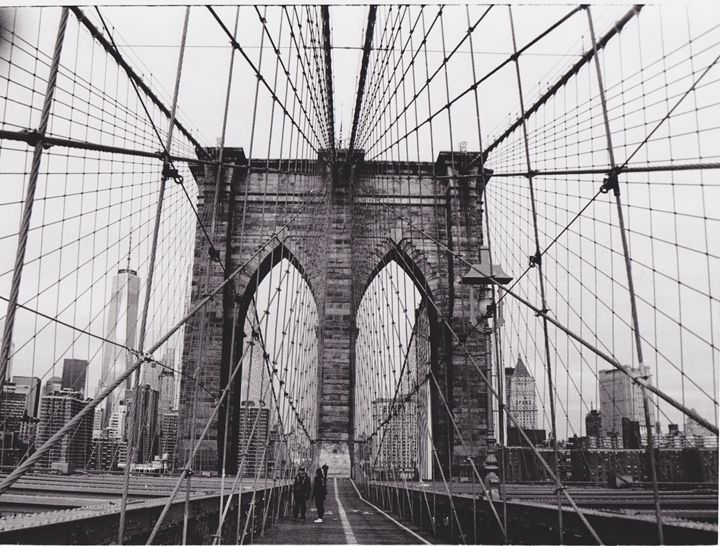 Brooklyn Bridge - Kelsey Aaron Photography