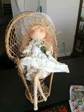 Fabric Doll - Jenny