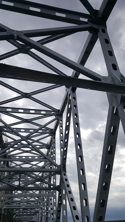 Huey P. Long Bridge - Presley Photography
