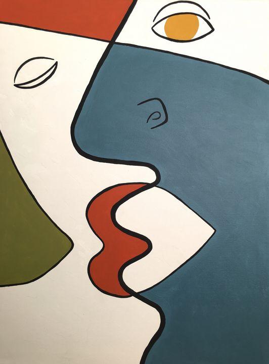 Kiss - Allison Aboud
