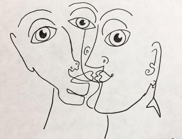 First Kiss - Allison Aboud