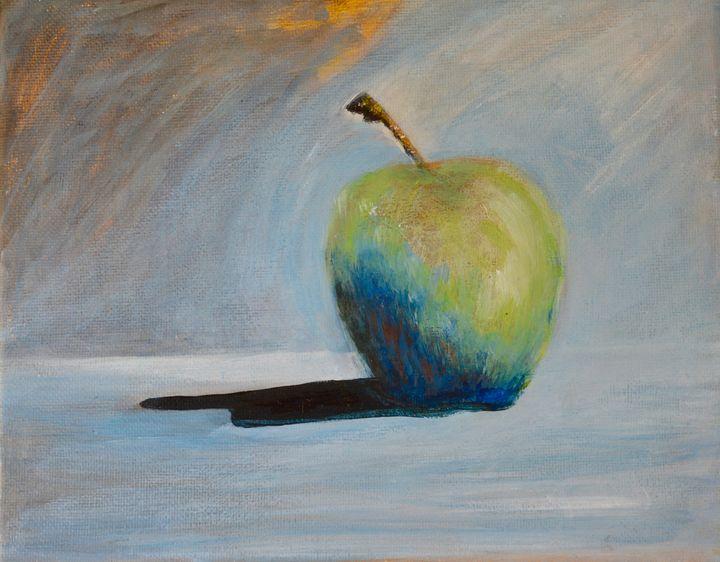 Apple Study - Nancy Kensill-Grubb