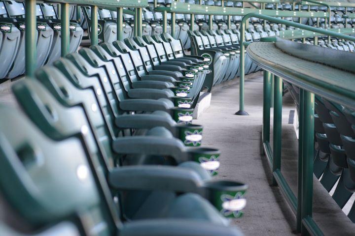 Stadium Seating - Izzy