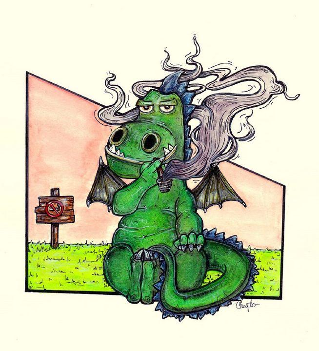 Dragon rebel - Elena