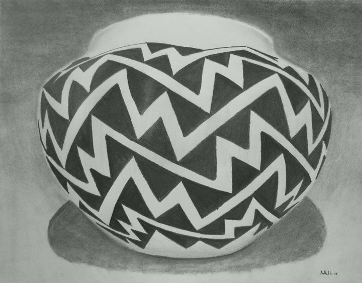 pottery - Pencil by Nail