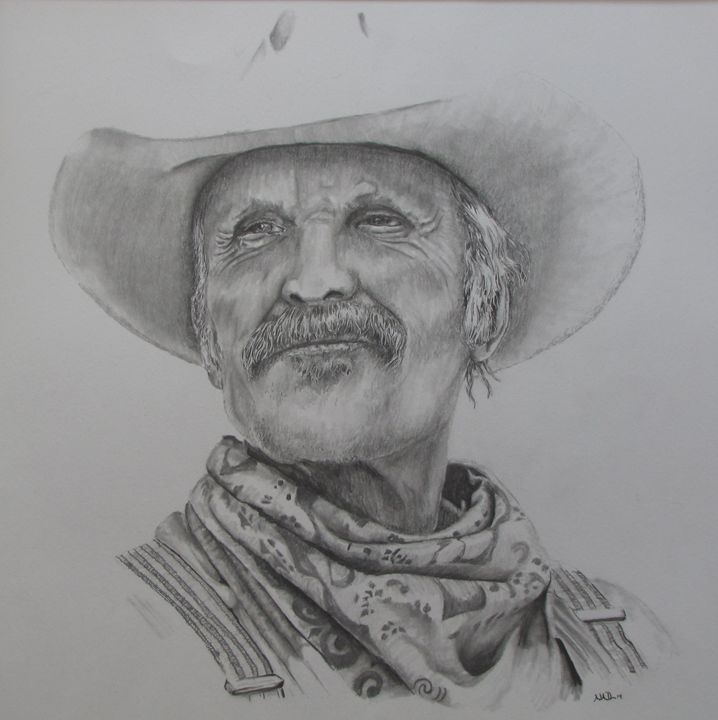 Gus - Pencil by Nail