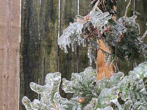 Ice, dangerous and beautiful