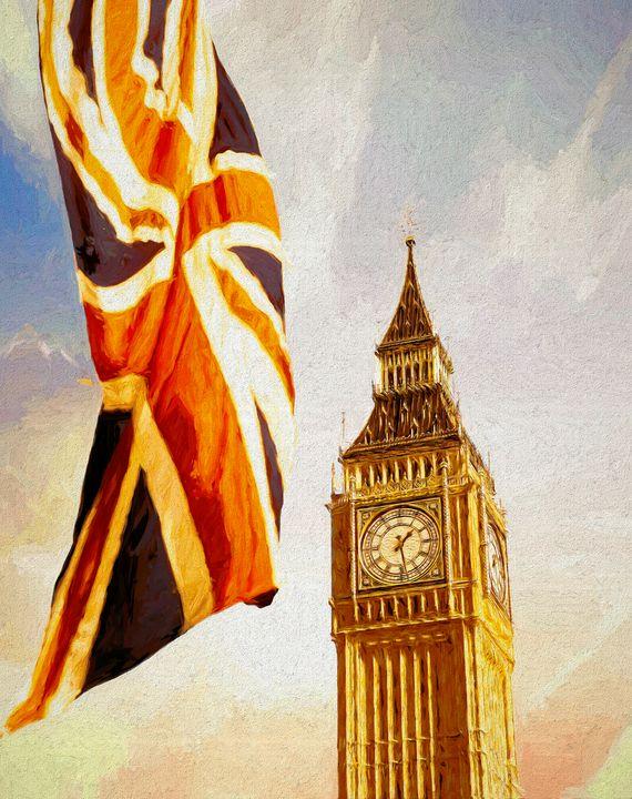 London - Edmund Nagele F.R.P.S.
