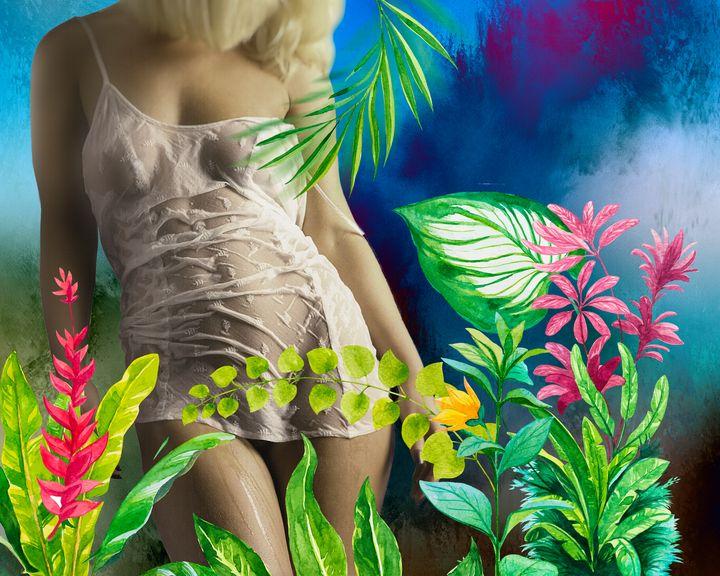 Perfumed Garden - Edmund Nagele F.R.P.S.