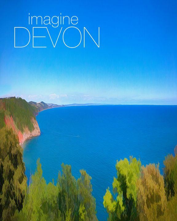Imagine Devon - Edmund Nagele F.R.P.S.