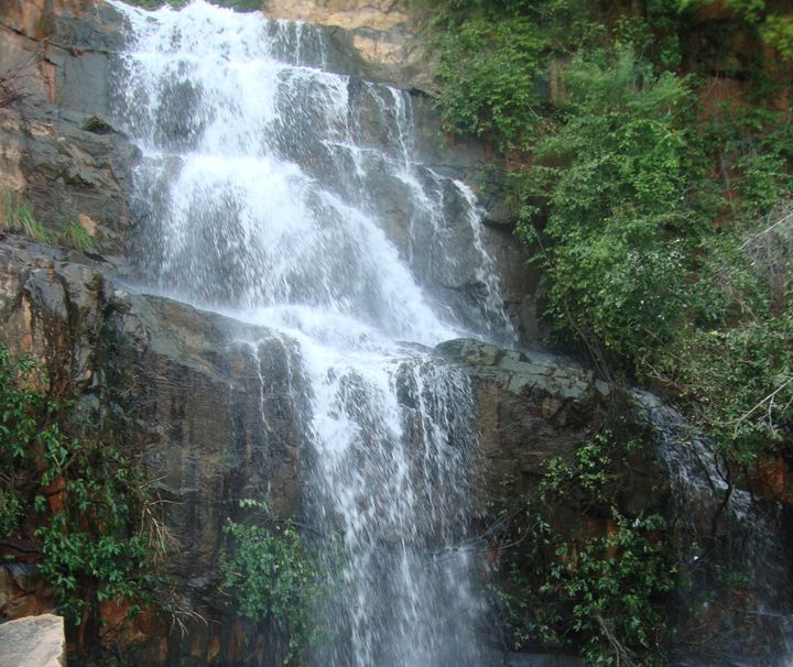 waterfalls - Divine art