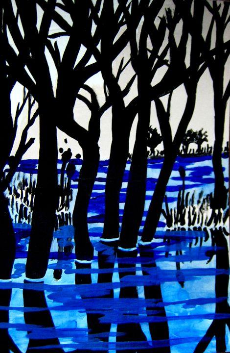 Flooded - Melody Recktenwald