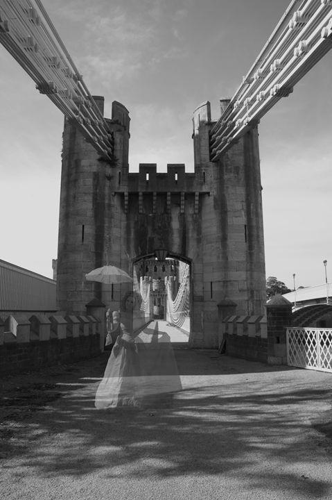 Ghost bridge. - ccrcats