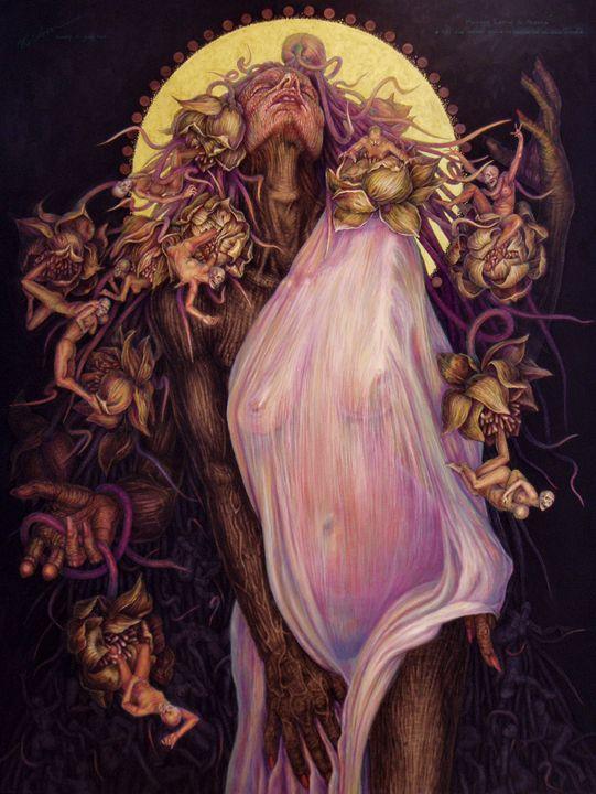 The Fantasy Portrait 3 - Veerachan Usahanun