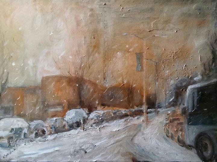 ROAD TO FERRY - NORUWA ARTS