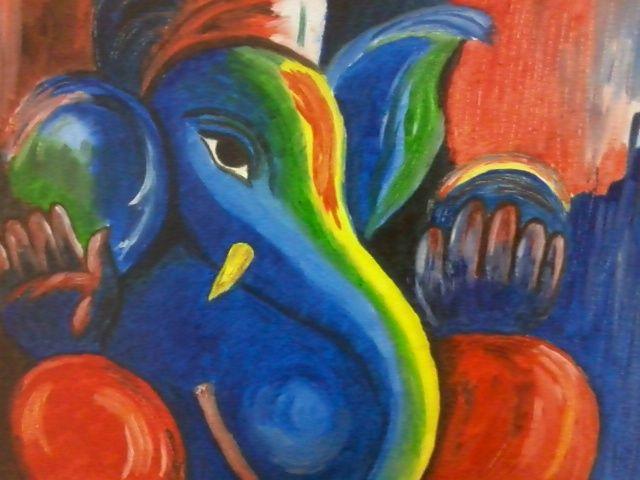 Lord Ganesha - SSS ART