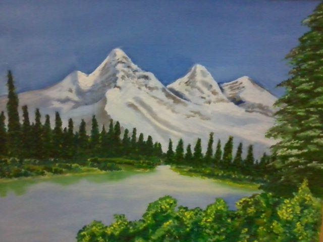 Mountains - SSS ART