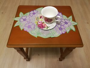 Handmade Table Cloth