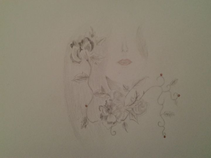 Nature Girl - Holly's Gallery of Art