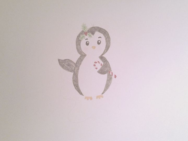 Penguin - Holly's Gallery of Art