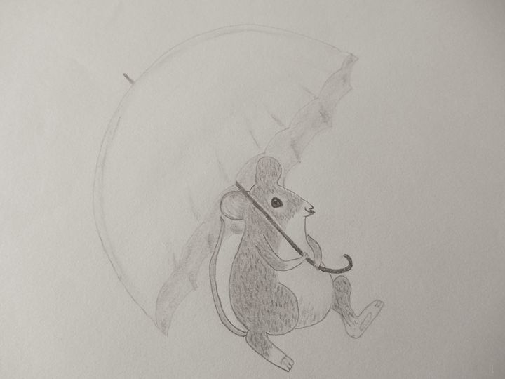 Mouse - Holly's Gallery of Art