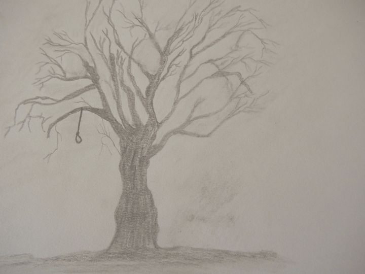 The Hanging Tree - Holly's Gallery of Art