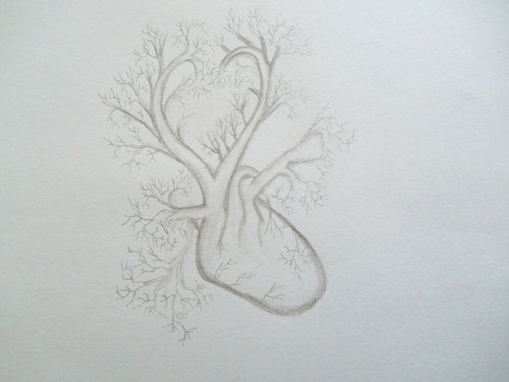 Heart - Holly's Gallery of Art