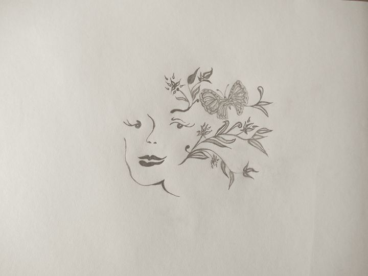 Face - Holly's Gallery of Art