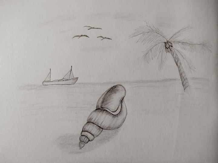 Tropic - Holly's Gallery of Art