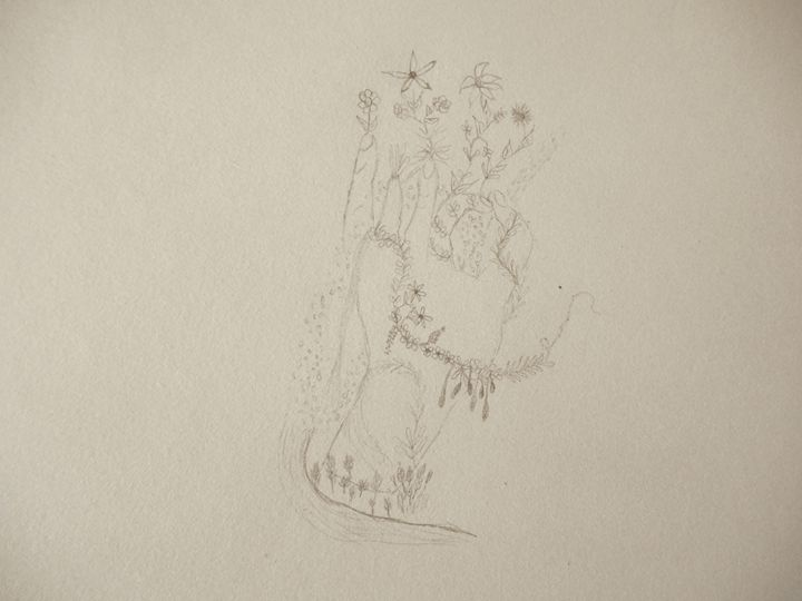 Hand of Nature - Holly's Gallery of Art