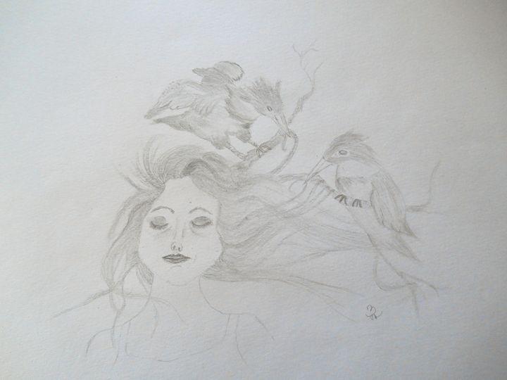Nesting - Holly's Gallery of Art
