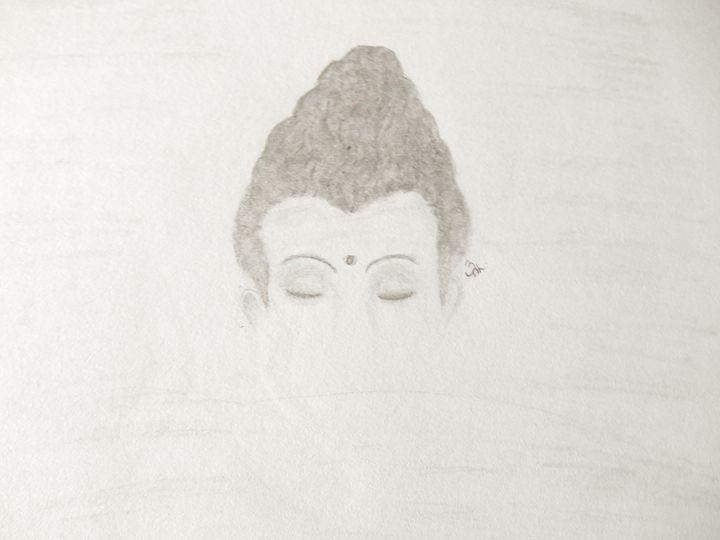 Meditation - Holly's Gallery of Art