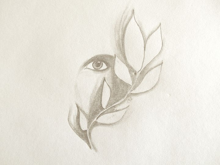 The eye of nature - Holly's Gallery of Art