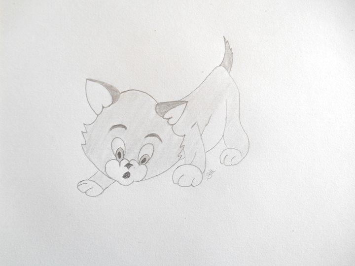 Kurious Kitty - Holly's Gallery of Art