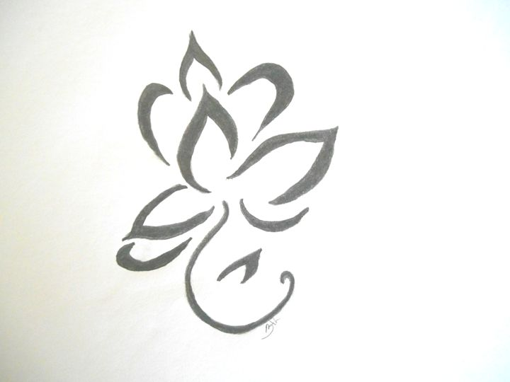 Lotus - Holly's Gallery of Art