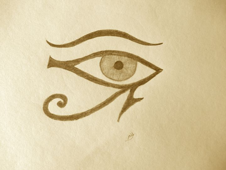 Eye Of Horus - Holly's Gallery of Art