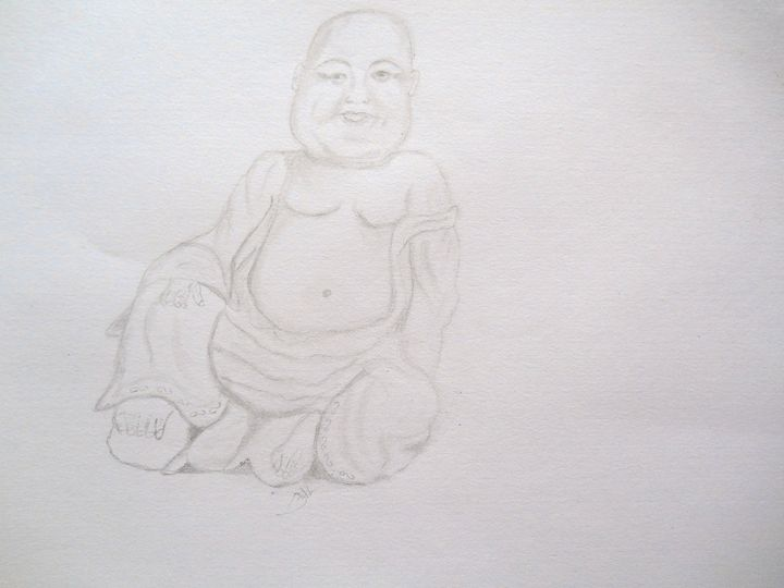 Buddah - Holly's Gallery of Art