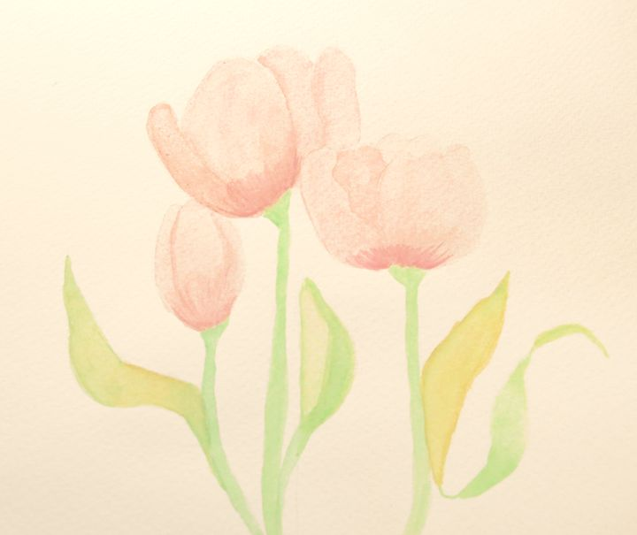 Tulips - Holly's Gallery of Art