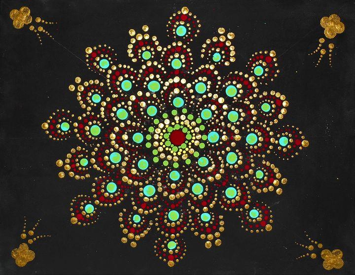 Mandala - Holly's Gallery of Art