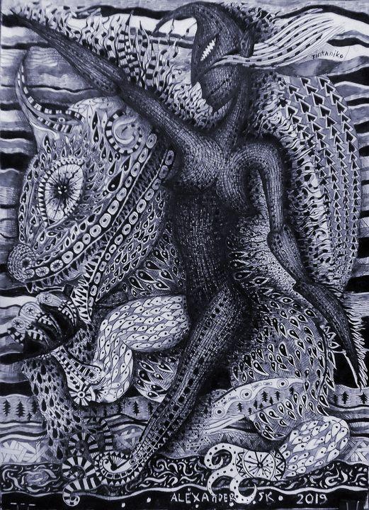 Tintaniko Queen Of Tirao - Alex Diadav