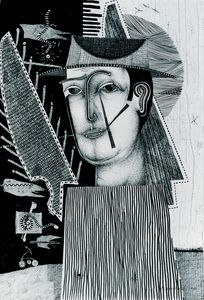 Man With a Scar - Alex Diadav