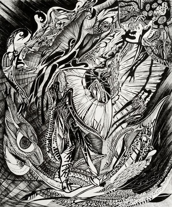 Soul's Deep Waters - Alex Diadav (Alexander Spivak)