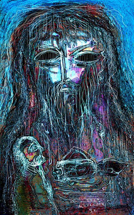Death in Eyes - Alex Diadav (Alexander Spivak)