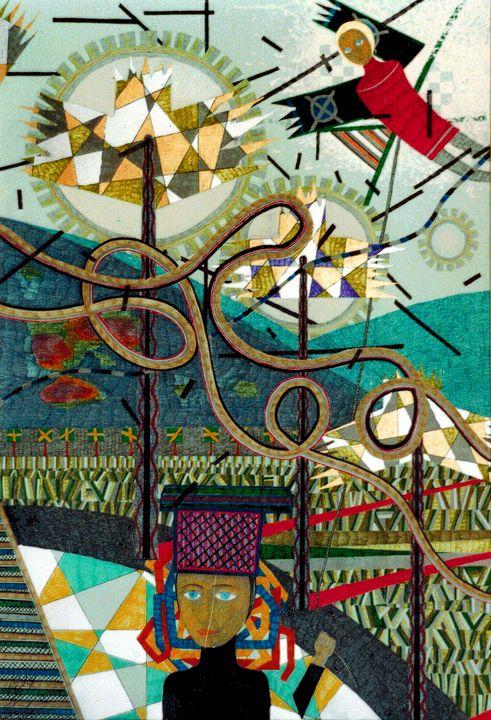 The Kite - Alex Diadav (Alexander Spivak)