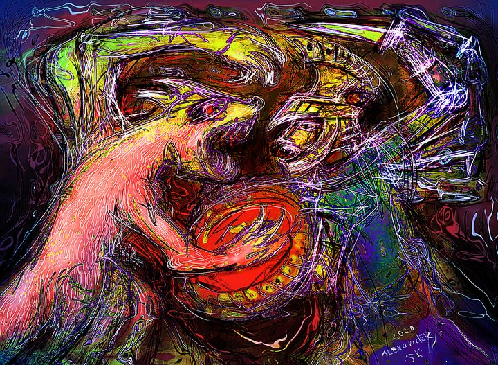 Tirao Night Attack - Alex Diadav (Alexander Spivak)