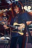 Guitarist Charlie Smith