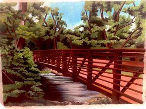 Backwoods at Falls Park